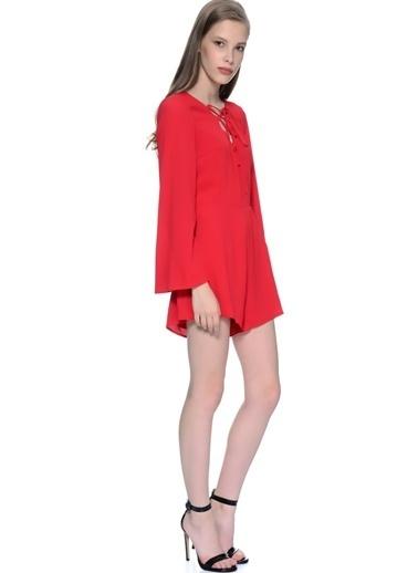 Glamorous Tulum Kırmızı